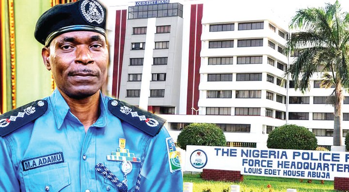 Revolution Now: IG Mohammed Adamu, Sends Alarm Warning Message To Commissioners Of Police