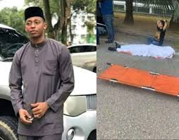 24-year-old Nigerian student in Malaysia, dies in a car accident(photos)