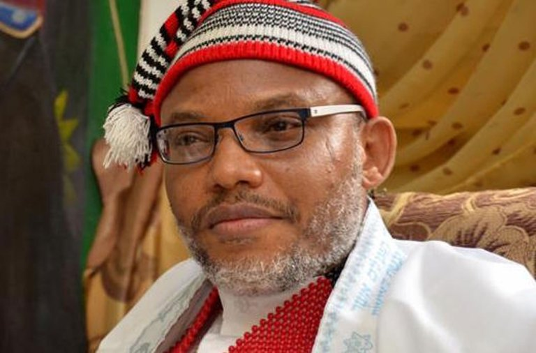 Court Declares IPOB Leader, Nnamdi Kanu A Fugitive, Orders His Arrest