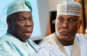EFCC invades Obasanjo's Library, Suspects Atiku's Laundered Money To It