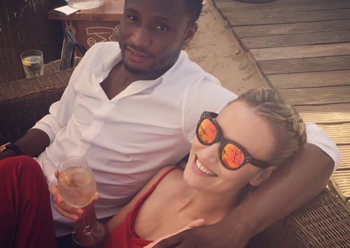 We warned him not to marry a white woman – Mikel's parents reacts to split rumours