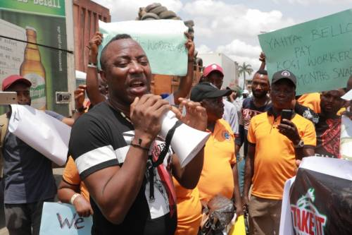 DSS Arrests OmoyeleSowore