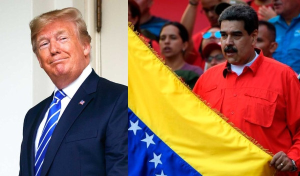 Trump freezes all Venezuelan government's assets in US