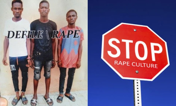 3 FCET students arrested for gang-raping a 15-year-old girl on herperiod