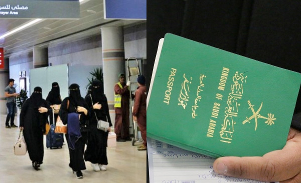Saudi Arabia now allows women  travel without husband'sapproval
