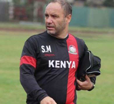 Kenyan Football coach Sebastien Migne, sacked byKFF