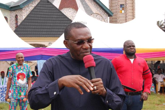 I sponsored the Nigerian Correctional Service Bill – Senator AndyUba