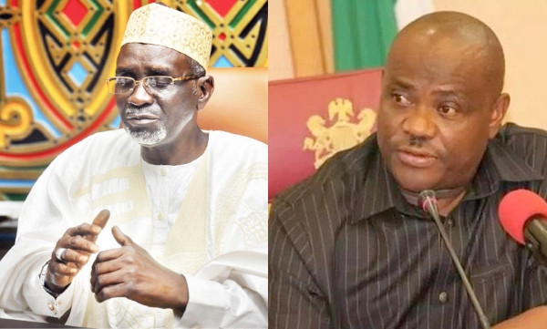 Nigeria should condemn the Rivers State Governor, Nyesom Wike for demolishing mosque – Senator Ibrahim Shekarau