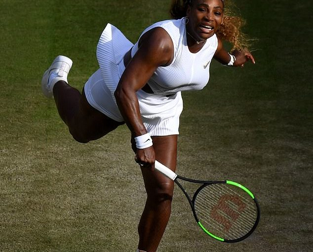 Forbes Rates Serena Williams As  Highest Paid Sports Woman 4th Year In ARow