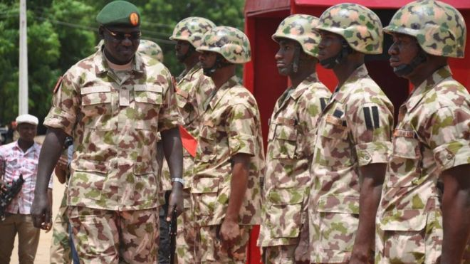 Five soldiers arrested for gang-raping An Adekunle Ajasin University student in Akure