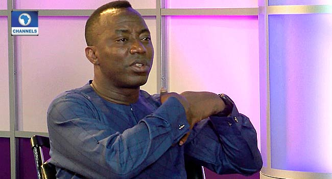 #Revolutionnow Protest: You have To Explain Sowore's Detention – Court Orders FG and DSS