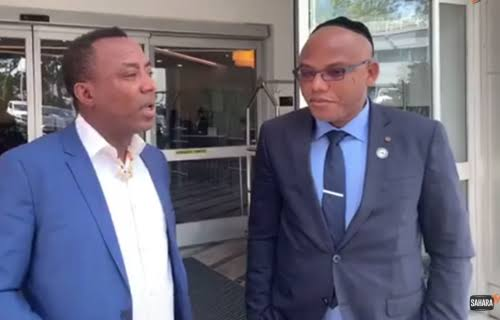 Sowore and Nnamdi Kanu Plotted To Topple Buhari — SSS