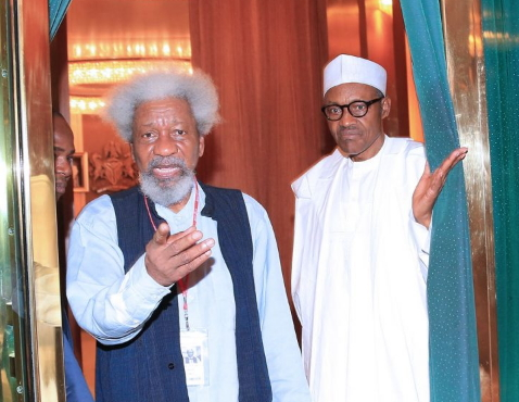 Revolution Now Protest: Soyinka And His Men Are Blackmailers – FG