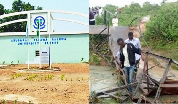 30 students were taking selfies on the collapsed bridge – ATBUVC