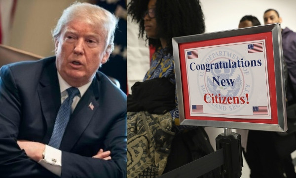 President Trump cancels automatic citizenship for children of US citizens born abroad and children of non-citizens born in US (video)