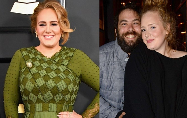 Adele seeks divorce from estranged husband, SimonKonecki