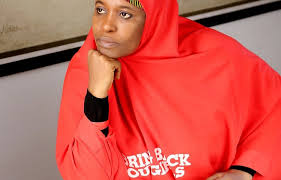 Twitter Suspends Aisha Yesufu's Account Again