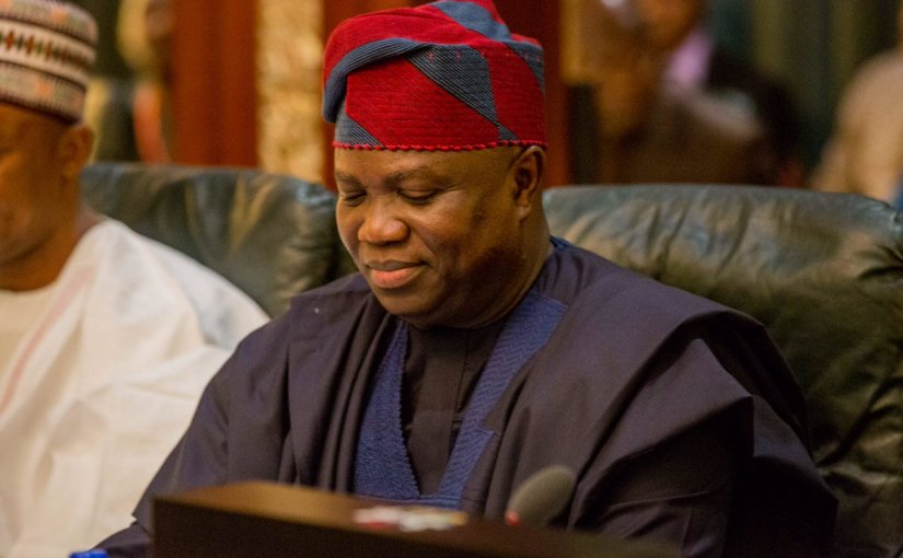 Lagos youths protests, demands Ambode'sprobe