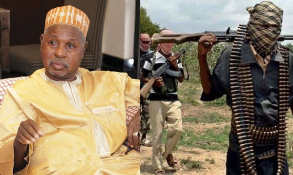 Governor Aminu Masari exchanges six bandits for 20 kidnap victims