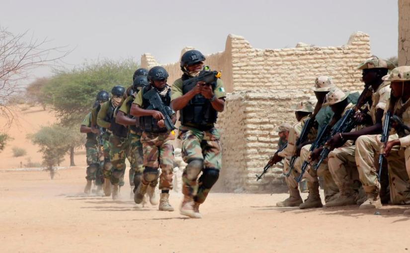 Government of Borno hires 200 special hunters to combat BokoHaram