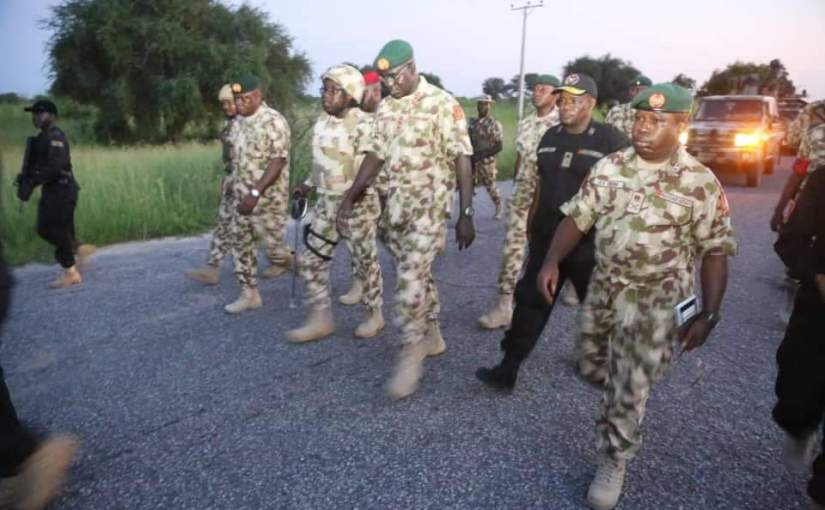 Boko Haram kill three Nigerian Soldiers, Injures 8 in gunfight(photos)