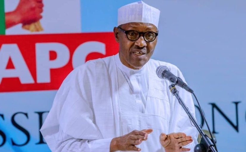 I'll not disrupt EFCC's operations to uncover and prosecute corrupt public officials in the country – PresidentBuhari