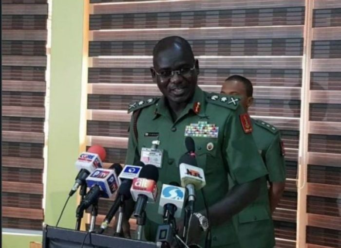 Nigerian Army dismisses Some Soldiers Involved In Kidnapping and Robbery