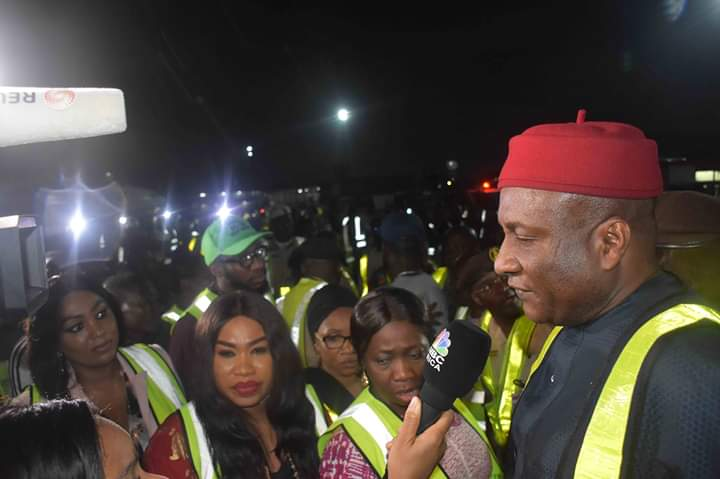Air Peace CEO Allen Onyema cries bitterly as Nigerians Return From South Africa