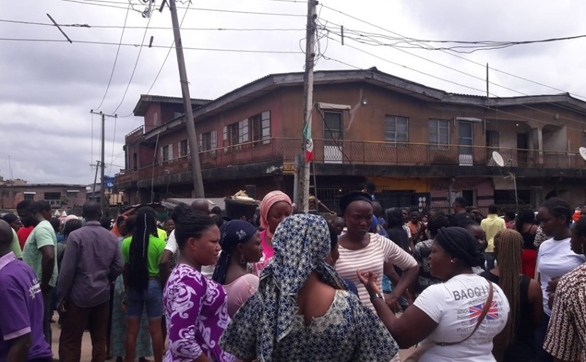 Family Of 7 Dies With their Pregnant Guest InLagos