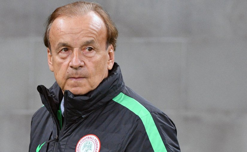 Super Eagles coach, Gernot Rohr's mother is dead