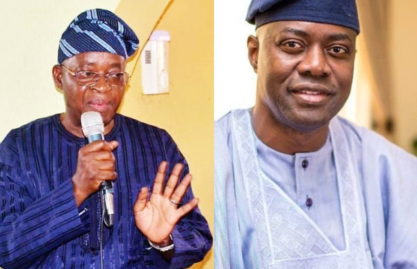 LAUTECH's backwardness is your fault – Governor Oyetola fires back at Governor Makinde