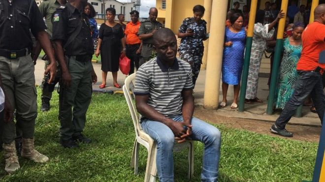 Port Harcourt Serial Killer: I derive joy in strangling young women in hotels whenever the urge to kill comes, I Killed 15 Women In 7States