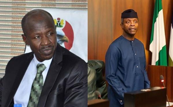 Corruption has crept into the N-SIP programme Osinbajo superintends – EFCC Boss, IbrahimMagu