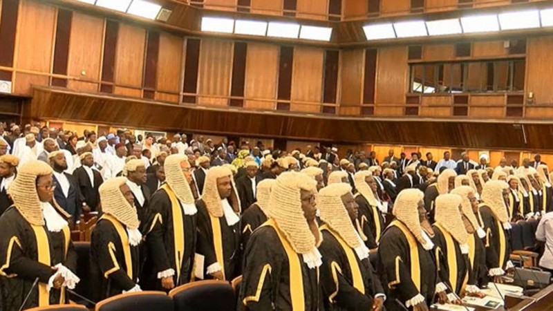 National Judicial Council indefinitely suspends interview of Supreme Court Justices