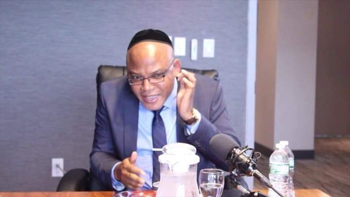 We'll stop all governors in Nigeria who have refused to pay their workers' salaries from travelling abroad – Nnamdi Kanu