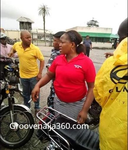 Woman kills man over N200 plate of food In Bonny, Rivers State (Graphicphotos)