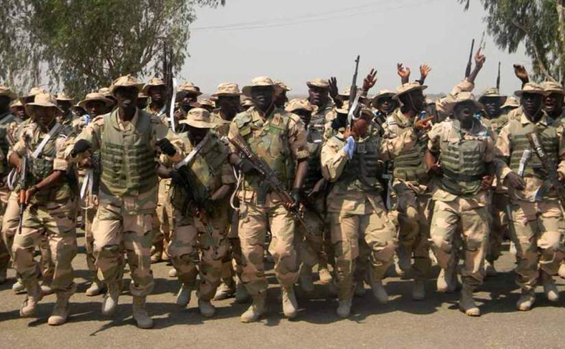 We need better arms to fight Boko Haram, we're using 40 year-old guns to fight them – Military commanders