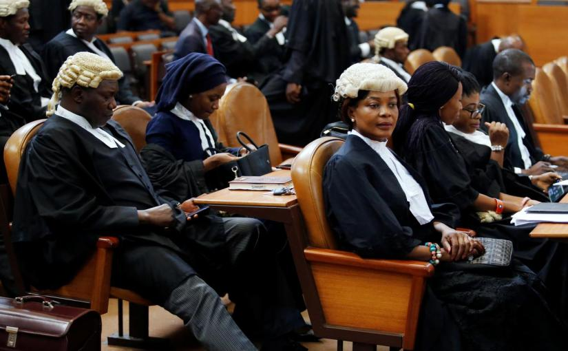 Nigerian Female Lawyers To Be Allowed To Wear Trousers In Court?