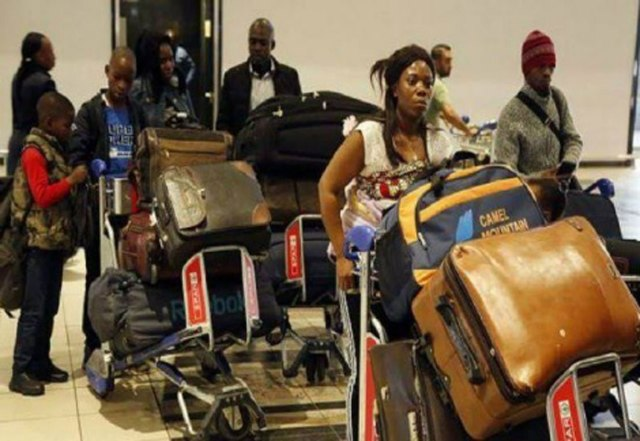 Why We Never Wanted To Return Back To Nigeria – Nigerian returnees from SouthAfrica