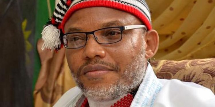 IPOB leader Nnamdi Kanu leads other members to To US For UN General Assembly