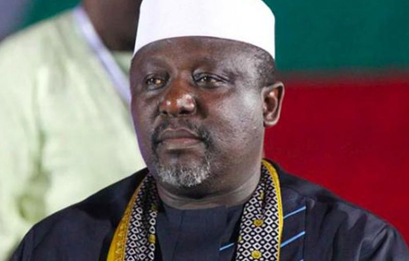 None of my aides had gone into hiding to evade arrest – Rochas Okorocha