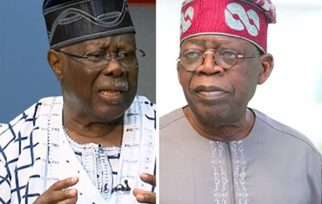 Tinubu must pay for undermining the people who brought him to limelight – Chief Olabode George