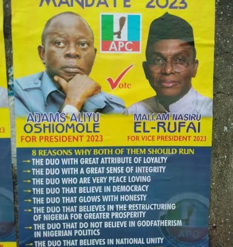 Oshiomhole, El-rufai's 2023 Presidential Aspirations SparkDebate