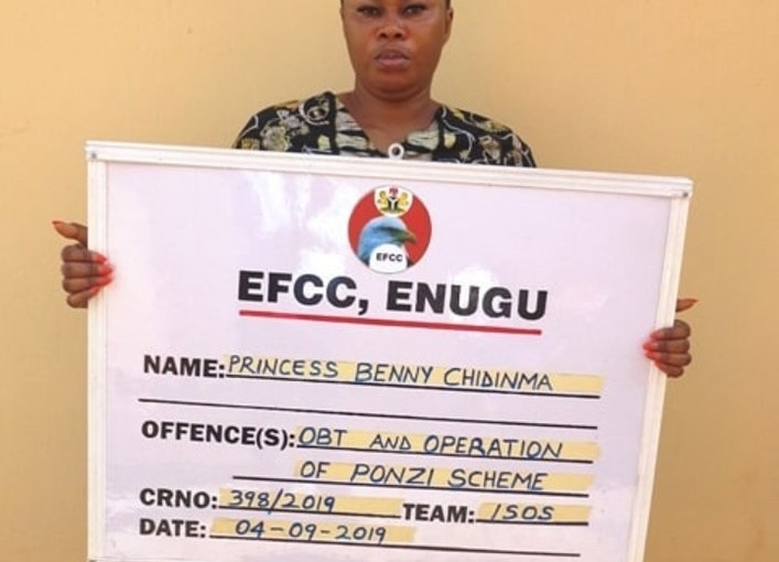 Millionaire African Leaders Club's MD Arrested In Enugu