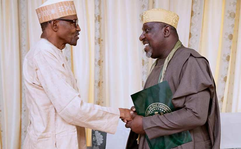 APC will crumble after the exit of President Muhammadu Buhari –Rochas