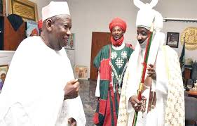 Kano state government denies plans to remove Emir Muhammad Sanusi II