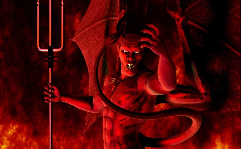 The Concept Of Satan Or The Devil, How It All Began, Is Satan Actually An Enemy Of God? {must read!}