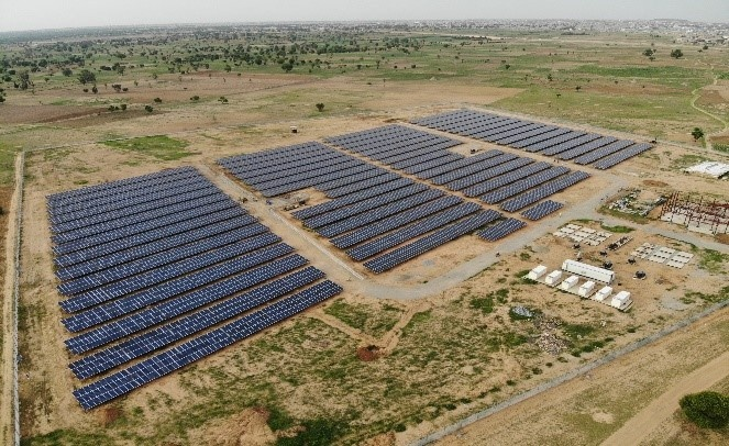 FG inaugurates the largest off-grid solar hybrid power plant inAfrica