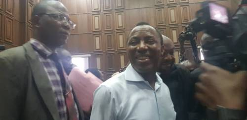 Am ready for the re-arraignment process – OmoyeleSowore