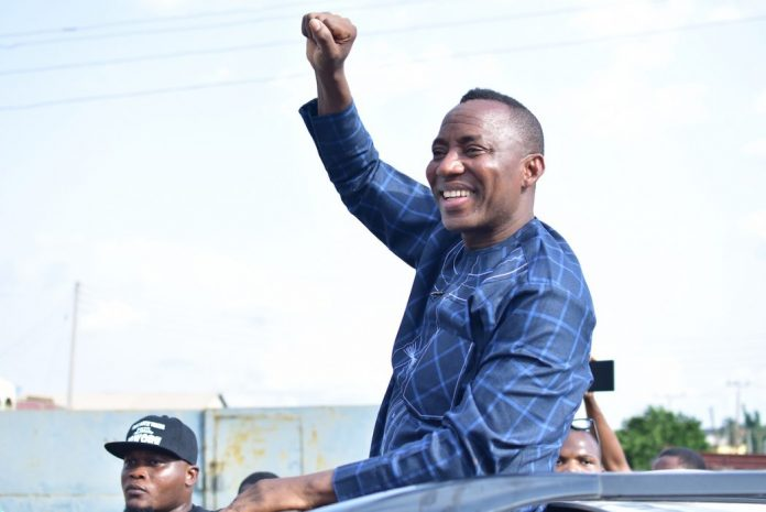 FG files seven fresh charges against OmoyeleSowore